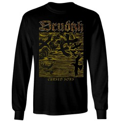 Drudkh - Cursed Sons - LONG SLEEVE (Men)