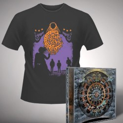 Earth Electric - Vol. 1: Solar - CD + T Shirt bundle (Men)