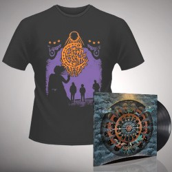 Earth Electric - Vol. 1: Solar - LP Gatefold + T Shirt Bundle (Men)