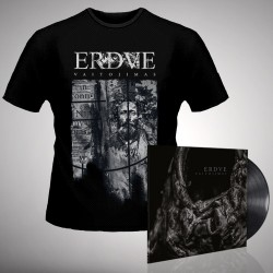 Erdve - Vaitojimas + Confirmation Bias - LP + T shirt Bundle (Men)