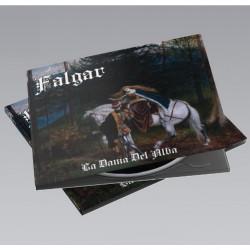 Falgar - La Dama Del Alba - CD DIGIPAK