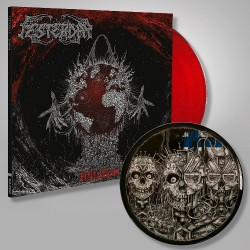Festerday - iihtallan - LP Colored + 7""