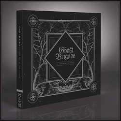 Ghost Brigade - IV - One with the Storm - CD DIGIPAK + STICKER