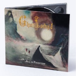 Ghostbound - All is Phantom - CD DIGIPAK