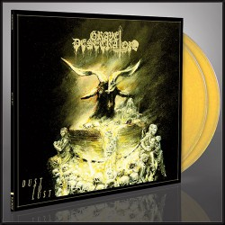 Grave Desecrator - Dust to Lust - DOUBLE LP GATEFOLD COLORED