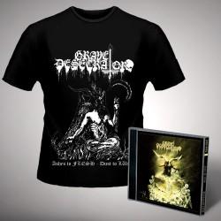 Grave Desecrator - Dust to Lust - CD + T Shirt bundle