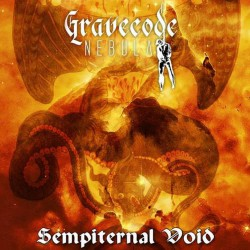 Gravecode Nebula - Sempiternal Void - CD DIGIPAK