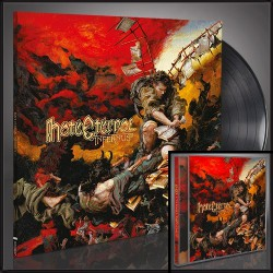 Hate Eternal - Infernus LP & CD Bundle - Gatefold LP + CD Bundle