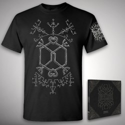 Heilung - Futha bundle 2 - CD DIGIPAK + T Shirt bundle (Men)