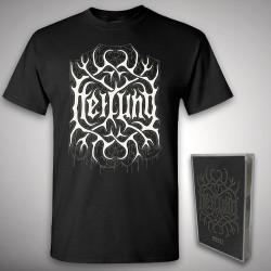 Heilung - Futha bundle 3 - TAPE + T Shirt Bundle (Men)