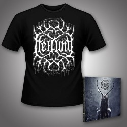 Heilung - Lifa - Heilung Live at Castlefest + Remember - CD DIGIPAK + T Shirt bundle (Men)