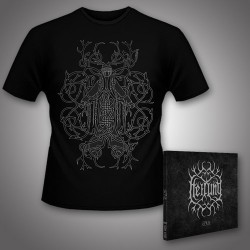 Heilung - Ofnir + Audugan - CD DIGIPAK + T Shirt bundle (Men)