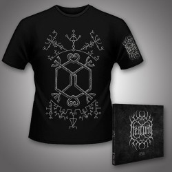 Heilung - Ofnir + Galdr - CD DIGIPAK + T Shirt bundle (Men)