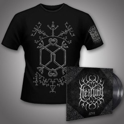 Heilung - Ofnir + Galdr - DOUBLE LP GATEFOLD + T Shirt Bundle (Men)