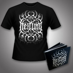 Heilung - Ofnir Deluxe Edition + Remember - CD DIGIBOOK + T Shirt Bundle (Men)