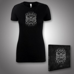 Heilung - Ofnir + Remember - CD DIGIPAK + T Shirt bundle (Women)