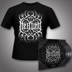 Heilung - Ofnir + Remember - DOUBLE LP GATEFOLD + T Shirt Bundle (Men)