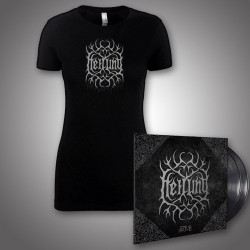 Heilung - Ofnir + Remember - DOUBLE LP GATEFOLD + T Shirt Bundle (Women)
