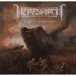Heresiarch - Death Ordinance - CD