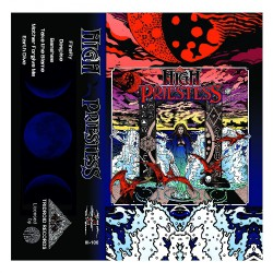 High Priestess - S/T - TAPE