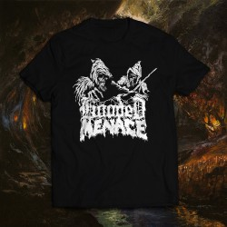 Hooded Menace - Skeletal Pandemonium - T shirt (Men)
