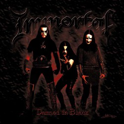 Immortal - Damned in Black - CD
