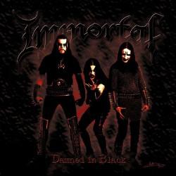 Immortal - Damned in Black - CD