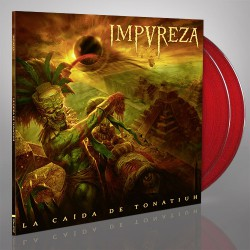 Impureza - La Caida De Tonatiuh - DOUBLE LP GATEFOLD COLORED + Digital