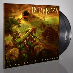 Impureza - La Caida De Tonatiuh - DOUBLE LP Gatefold + Digital
