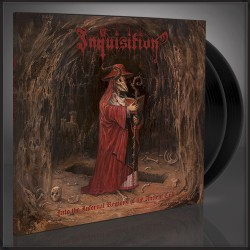 Inquisition - Into The Infernal Regions Of The Ancient Cult - LP Gatefold