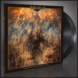 Inquisition - Ominous Doctrines of the Perpetual Mystical Macrocosm - DOUBLE LP Gatefold
