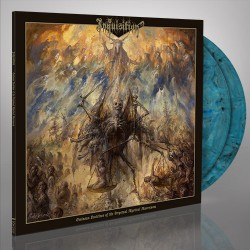 Inquisition - Ominous Doctrines of the Perpetual Mystical Macrocosm - DOUBLE LP GATEFOLD COLORED