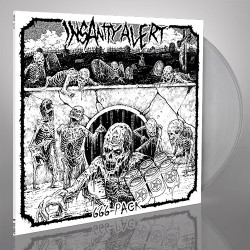 Insanity Alert - 666-Pack - LP COLORED + Digital