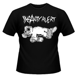Insanity Alert - Alf Wasted - T shirt (Men)