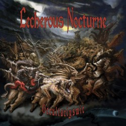 Lecherous Nocturne - Occultaclysmic - CD
