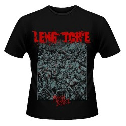 Leng Tch'e - Mosh Justice - T shirt (Men)