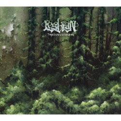 Lesbian - Forestelevision - CD DIGIPAK