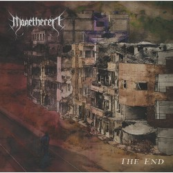 Manetheren - The End - DOUBLE LP Gatefold