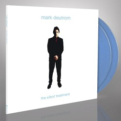 Mark Deutrom - The Silent Treatment - DOUBLE LP GATEFOLD COLORED + Digital