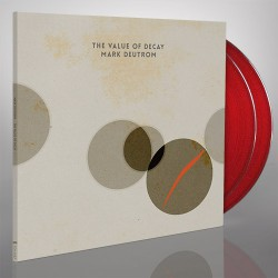 Mark Deutrom - The Value of Decay - DOUBLE LP GATEFOLD COLORED + Digital