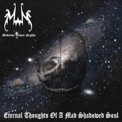 Medieval Winter Nights - Eternal Thoughts Of A Mad Shadowed Soul - CD