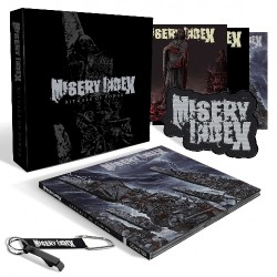 Misery Index - Rituals of Power - CD BOX + Digital