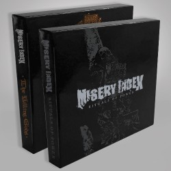 Misery Index - Rituals of Power + The Killing Gods boxes Bundle - 2 CD Box Bundle