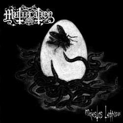 Mutiilation - Majestas Leprosus - CD DIGIPAK