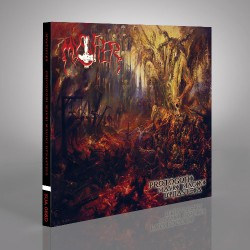 Mystifier - Protogoni Mavri Magiki Dynasteia - CD DIGIPAK + Digital
