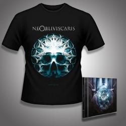 Ne Obliviscaris - Citadel + Skull Glass Bundle - CD + T Shirt bundle