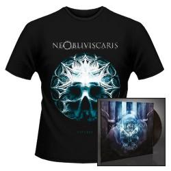 Ne Obliviscaris - Citadel + Skull Glass Bundle - LP + T shirt Bundle