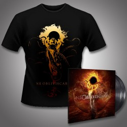 Ne Obliviscaris - Urn + Intra Venus - DOUBLE LP GATEFOLD + T Shirt Bundle