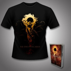 Ne Obliviscaris - Urn + Intra Venus - TAPE + T Shirt Bundle