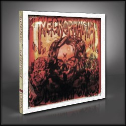 Necrophagia - Deathtrip 69 - CD DIGIPAK BLOODPAK